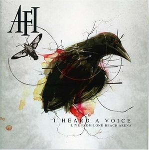 I Heard A Voice: Live From Long Beach Arena album cover