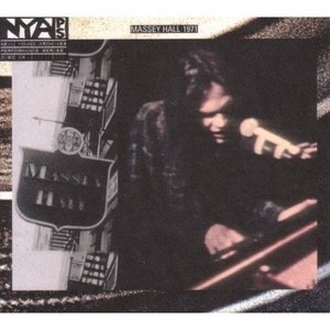 Live At Massey Hall 1971 album cover