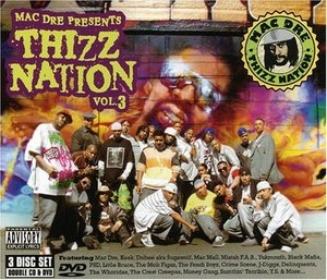 Thizz Nation Vol.3 album cover