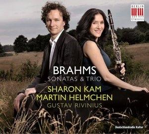 Brahms: Sonatas & Trio album cover