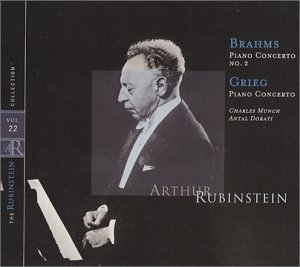 Rubinstein Collection, Vol.22 album cover