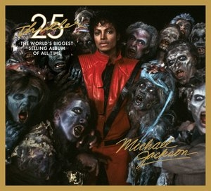 Thriller: 25th Anniversary Edition album cover