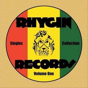 Rhygin Singles Collection, Vol. 1 album cover