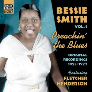 Preachin' The Blues Vol.1: Original Recordings 1925-1927 album cover
