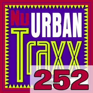 ERG Music: Nu Urban Traxx, Vol. 252 (September 2018) album cover
