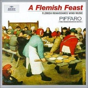 A Flemish Feast: Flemish Renaissance Wind Music album cover