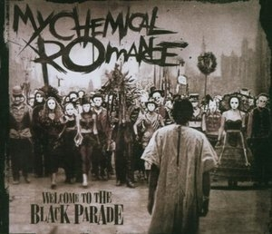 Welcome To The Black Parade (Single) album cover