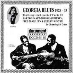 Georgia Blues 1928-1933 album cover