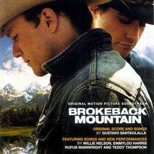 Brokeback Mountain: Original Motion Picture Soundtrack album cover