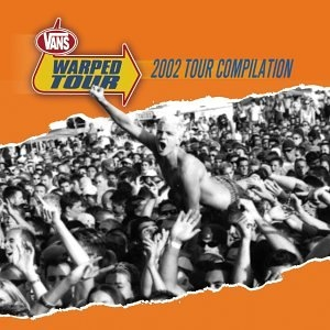 Vans Warped Tour: 2002 Tour Compilation album cover