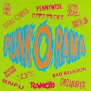 Punk-O-Rama album cover