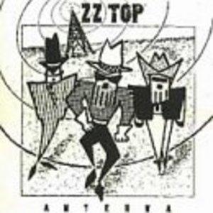 Antenna album cover
