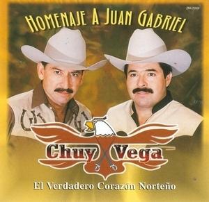Homenaje A Juan Gabriel album cover