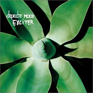 Exciter album cover