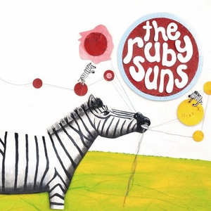 The Ruby Suns album cover
