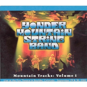 Mountain Tracks: Vol 1 album cover