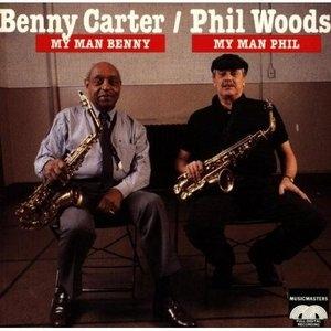 My Man Benny My Man Phil album cover