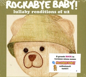 Rockabye Baby! Lullaby Renditions Of U2 album cover