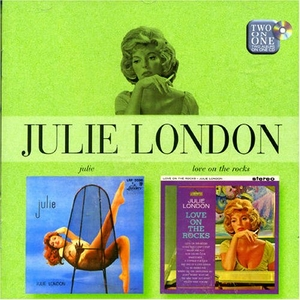 Julie~ Love On The Rocks album cover