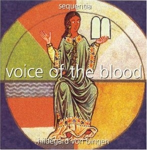 Hildegard Von Bingen: Voice Of The Blood album cover