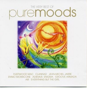 The Very Best Of Pure Moods album cover