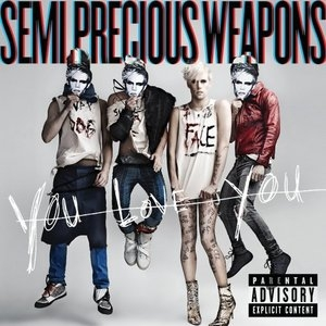 You Love You album cover