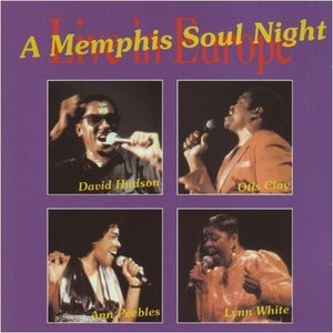 A Memphis Soul Night: Live In Europe album cover