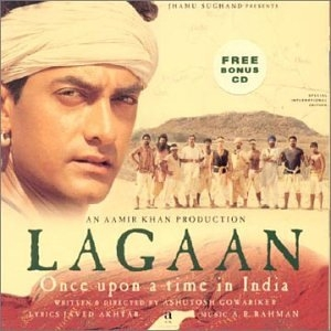 Lagaan: Once Upon A Time In India album cover