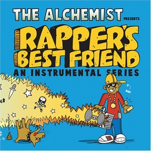 Rapper's Best Friend: An Instrumental Series album cover