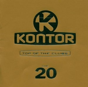 Kontor: Top Of The Clubs Vol.20 album cover