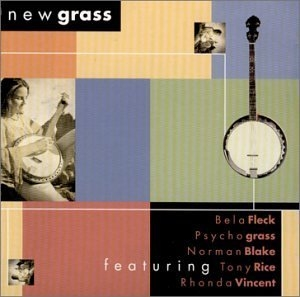 New Grass-Modern Bluegrass album cover