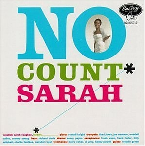 No Count Sarah album cover