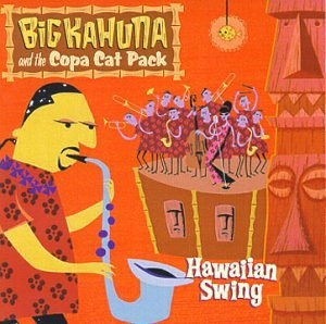 Hawaiian Swing album cover