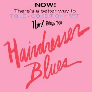 Hairdresser Blues album cover