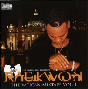 The Vatican Mixtape, Vol. 1 album cover