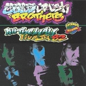 Live In '82 album cover