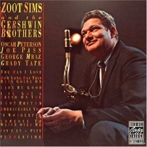 Zoot Sims And The Gershwin Brothers (Exp) album cover