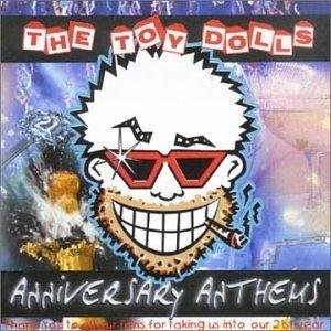 Anniversary Anthems album cover