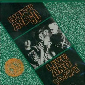 Live And Rockin' album cover