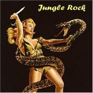 Jungle Rock album cover