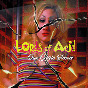 Our Little Secret Stript album cover