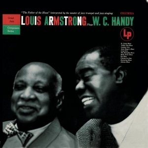 Louis Armstrong Plays W.C. Handy album cover