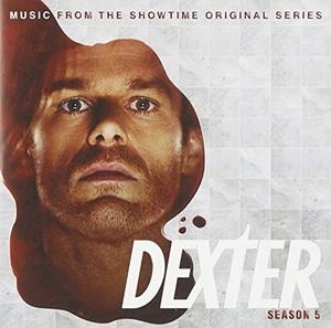 Dexter: Season 5 (Music From The Showtime Original Series) album cover