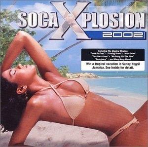 Soca Xplosion 2002 album cover