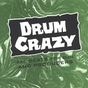 Drum Crazy, Vol. 1 album cover