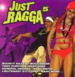 Just Ragga Volume 5 album cover
