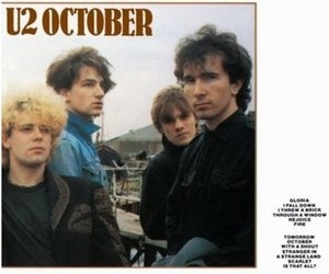 October (Deluxe Edition) album cover
