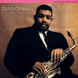 Cannonball Takes Charge album cover