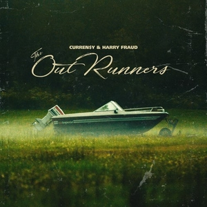 The OutRunners album cover