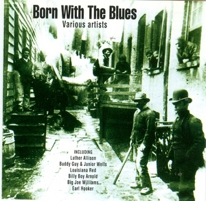 Born With The Blues (Indigo) album cover
